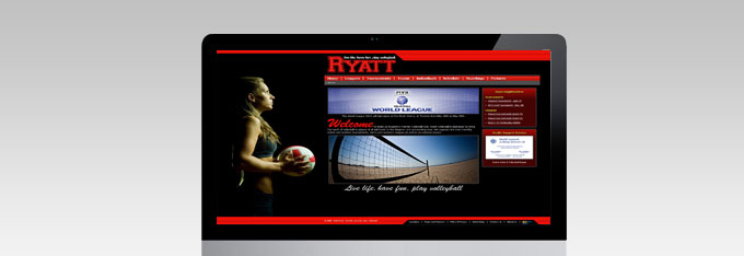 Ryatt Volleyball