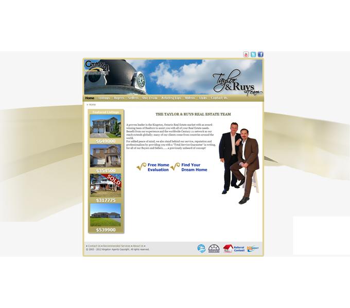kingston web development portfolio from kl insight eastern ontario